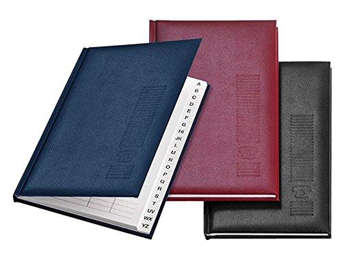 Veloflex Adressbuch A6, 5 Farben sortiert