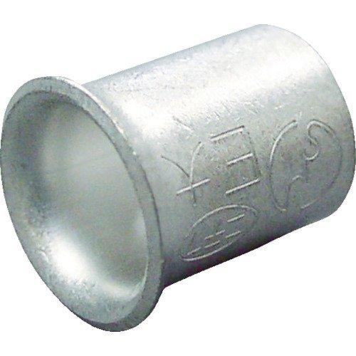 ニチフ端子工業 ニチフ 裸圧着スリーブ E形 100P