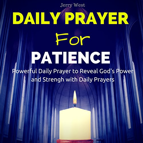 Daily Prayer for Patience  By  cover art