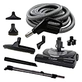 Hayden SuperPack Central Vacuum Accessory Kit Replacement (Direct Connect,...
