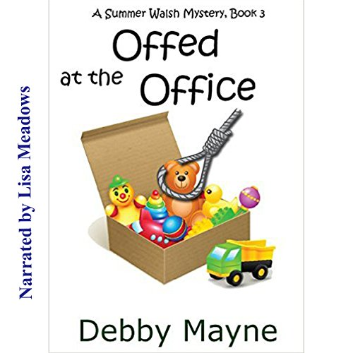 Offed at the Office audiobook cover art