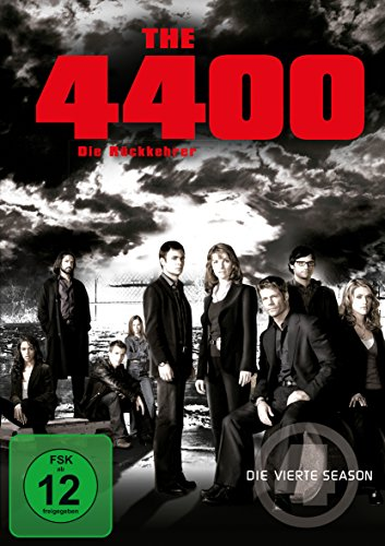 Die Rückkehrer - Staffel 4 (4 DVDs)
