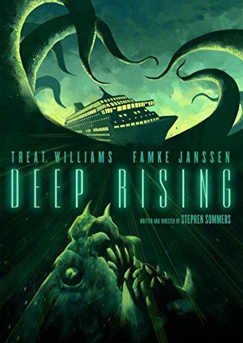 Deep Rising (1998) [Edizione: Stati Uniti] [Italia] [DVD]
