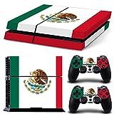 Sony PS4 Playstation 4 Skin Design Foils Pegatina Set - Mexico Motivo