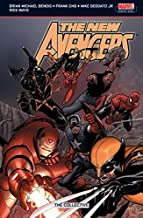 [New Avengers: Collective Vol. 3 : The Collective] (By (author) Brian Bendis , By (artist) David Finch , By (artist) Frank Cho , By (artist) Steve McNiven , By (artist) Mike Deodato) [published: September, 2007]