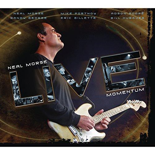 LIVE Momentum (3 Cds + 2 Dvds)