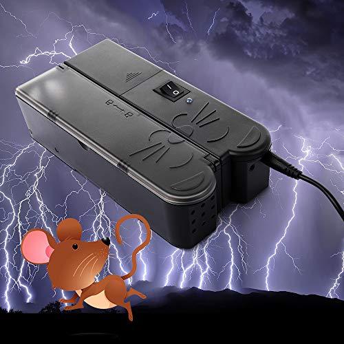 Trampas Eléctricas para Ratones Y Ratas Trampa para Control De Plagas De...