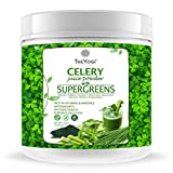 The Yogi Celery Juice Powder with Supergreens and Daily Superfoods -250 gm