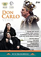 Don Carlo [DVD]