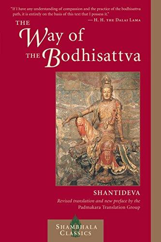 The Way of the Bodhisattva: (Bodhicaryavatara), Revised Edition (Shambhala Classics)