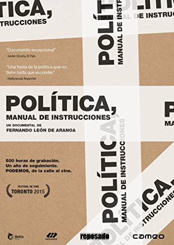 Política manual de instrucciones