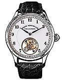 SU8000SW Tourbillon Master Seagull ST8000 Reloj mecánico automático para hombre con movimiento de cristal de zafiro 1963