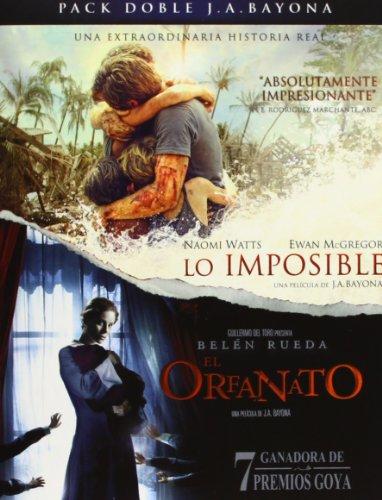 Pack: El Orfanato + Lo Imposible [Blu-ray]