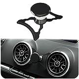 innoGadgets magnetische Handyhalterung kompatibel mit Audi A3/S3/RS3 | Universelle...