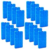 ToCi Paquetes de hielo cada 200 ml | Elementos de enfriamiento para la bolsa o caja de refrigeración, 16