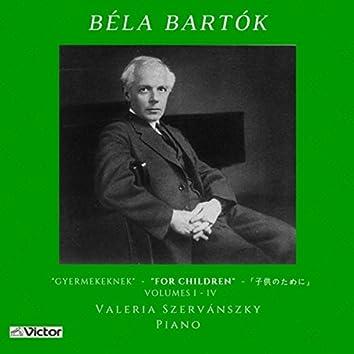 Béla Bartók: For Children