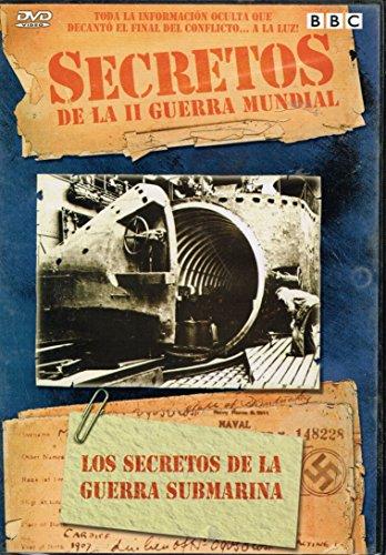 SECRETOS DE LA II GUERRA MUNDIAL-LOS SECRETOS DE LA GUERRA SUBMARINA DVD