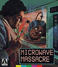 massacre video blu ray