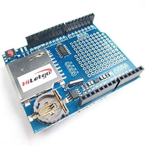 Amazon.co.uk - Data logging shield for Arduino UNO
