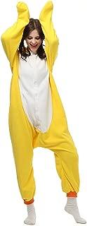 Animal Cosplay Costume Adult Pajamas Anime Cartoon Sleepwear Yellow Duck