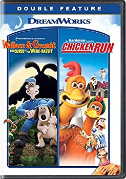 Wallace & Gromit  The Curse of the Were-Rabbit / Chicken Run  Double Feature