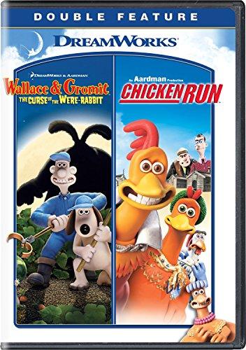 Wallace & Gromit: Curse Were-Rabbit & Chicken Run [Edizione: Stati Uniti]