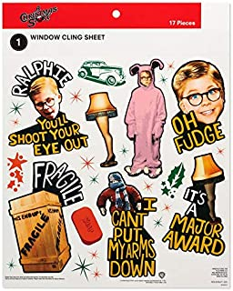 Best a christmas story stickers Reviews