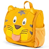 Affenzahn Kulturtasche Tiger für 1-3 Jährige Kinder im Kindergarten – Gelb - 8
