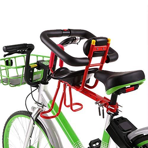 GPWDSN Fiets Kinderzitje Voor Baby Fiets Stoel Voor Kinderen Veiligheid Stoel Full Hek Ontwerp Geschikt voor Mountainbike Elektrische Fiets