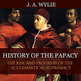 History of the Papacy cover art
