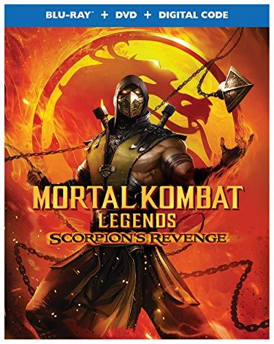 Mortal Kombat Legends: Scorpion's Revenge (Blu-ray)