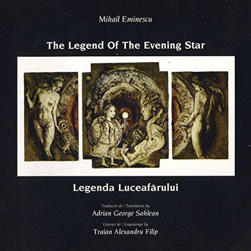 Mihai Eminescu - The Legend of the Evening Star: Legenda Luceafarului cover art