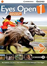 Eyes Open Level 1 Student's Book with Online Workbook and Online Practice