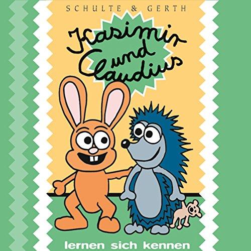 Kasimir und Claudius lernen sich kennen cover art