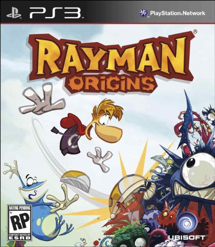 Ubisoft Rayman Origins, PS3