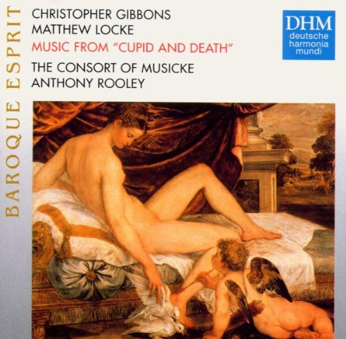 Baroque Esprit - Cupid And Death (Eine Masque)