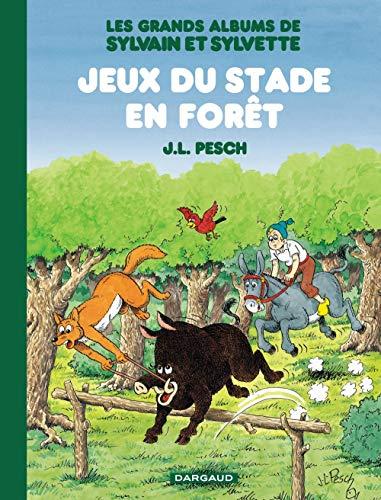 Grands Albums de Sylvain et Sylvette (Les) - tome 2 - Jeux du stade en forêt (2)