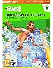 LosSims4 DiversiònenelPatio - Código Origin para PC