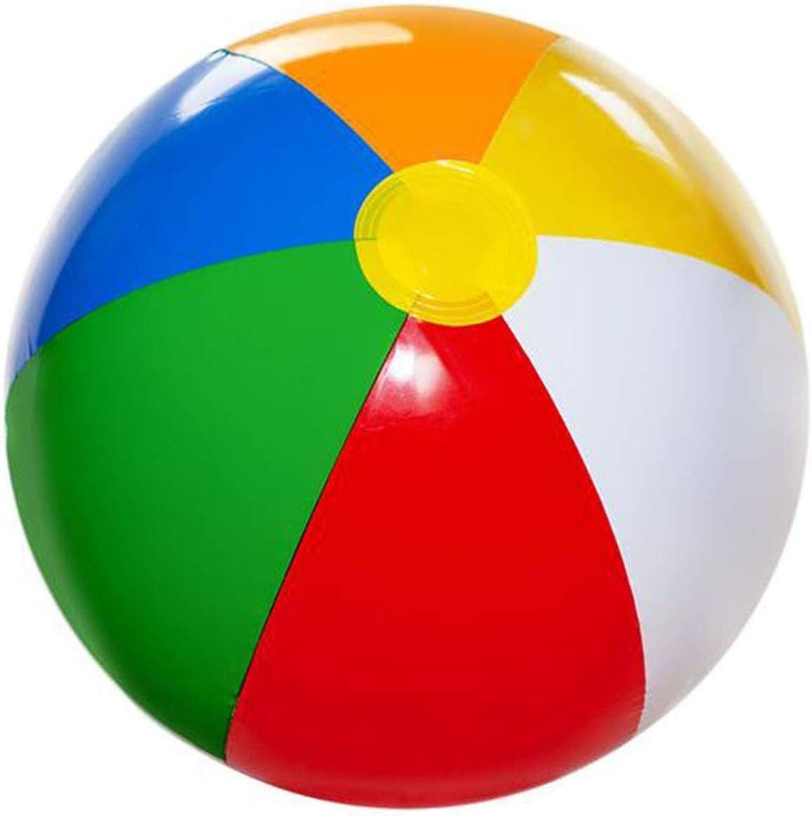 12 Beach Balls Bulk for Ranking TOP17 Kids 16