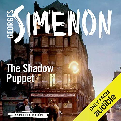 Couverture de The Shadow Puppet