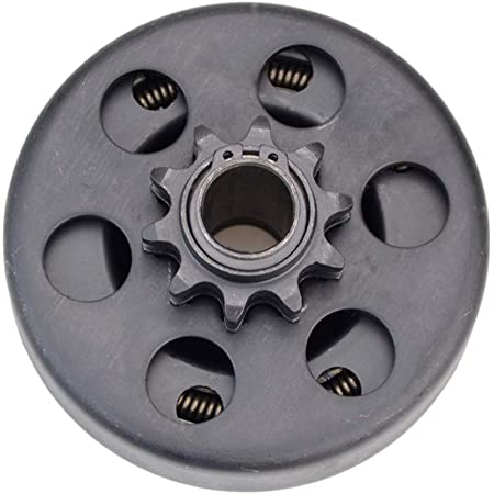 Zentrifugalkupplung Kreiselkupplung 3 4 Bohrung 12 Zähne 35 Kettenschraubensätze Für Go Kart Mini Bike 6 5hp Auto