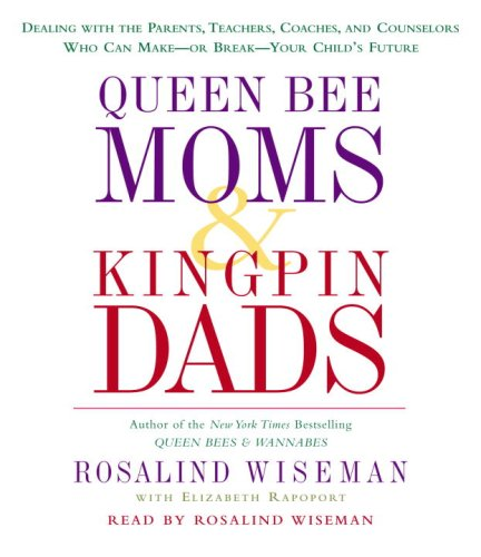 『Queen Bee Moms and Kingpin Dads』のカバーアート