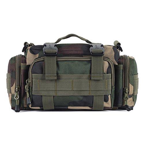 Backpack éclairage Les Fans de l'armée de Camping Superman Sac de Patrouille/Sac à bandoulière Outdoor Gear-Camouflage 1 20L