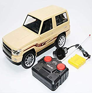 Big Jeep with remote for kids