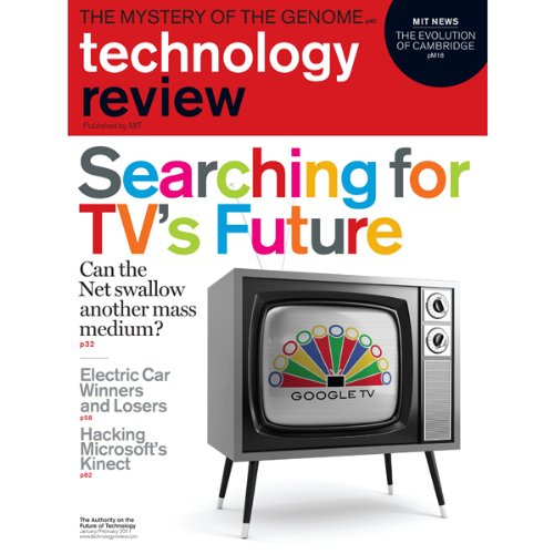 Audible Technology Review, January 2011 audiobook cover art