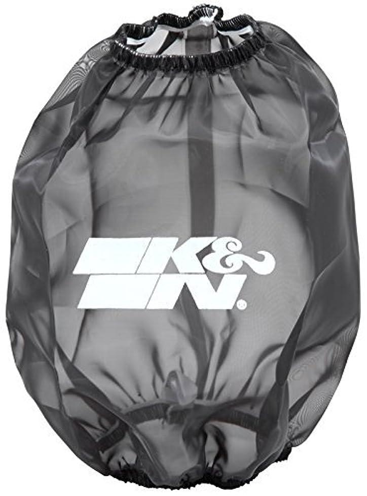 K&N RF-1015DK Black Air Filter Wrap [並行輸入品]