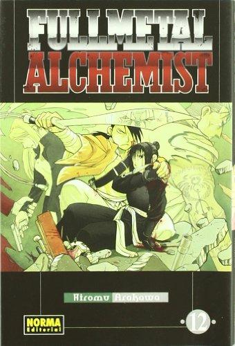 FULLMETAL ALCHEMIST 12 (CÓMIC MANGA)
