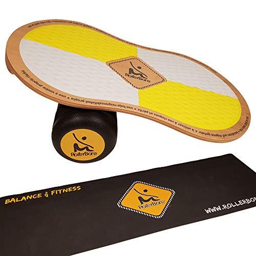 RollerBone EVA Pro Set + Carpet / Balance Board