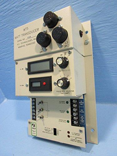 RE Technologies Technologies WT5 Watt Transducer R.E.T. Woodward