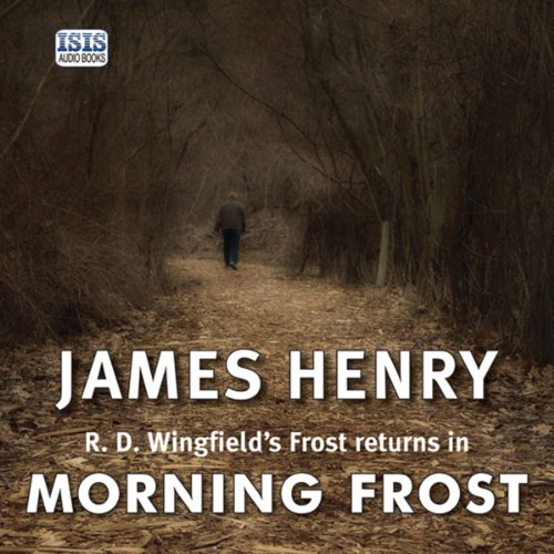 Morning Frost audiobook cover art